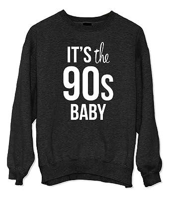 b314e27f9b54 It s The 90s Baby Sweatshirt at Amazon Men s Clothing store