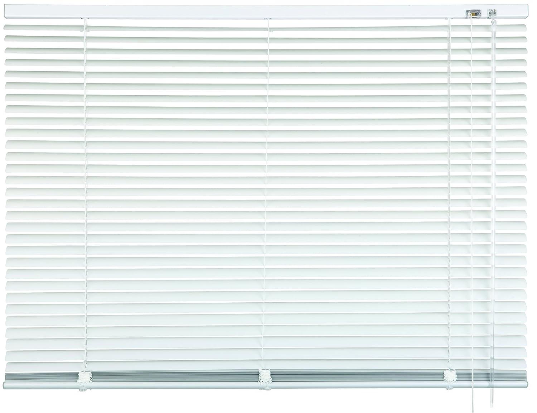Hecha a medida persiana veneciana de ventana de Metal de Aluminio Gris Plata Cromo