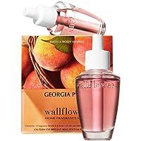 Bath and Body Works New Look! Georgia Peach Wallflowers 2-Pack Refills