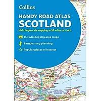 Collins Handy Road Atlas Scotland (Collins Road Atlas)
