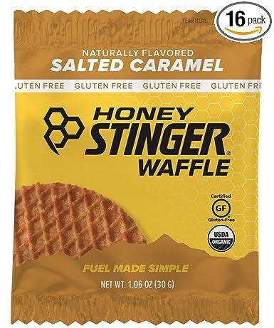 Amazon.com: Waffles orgánicos Honey Stinger, 0810815021370 ...