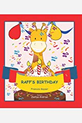 Raff's Birthday: Don't judge a book by its cover! (Junglies 4) Kindle Edition