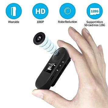 C-Xka Fuerte Captura de diseño de adsorción magnética Mini cámara pequeña Cámara grabadora de