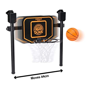 452c58cb801 JumpStar Sports Electronic Moving Over Door Basketball Hoop