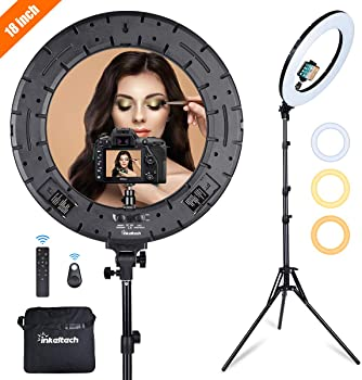 Inkeltech Ring Light - 18 inch
