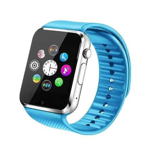 Fantime SmartWatch Relojes Inteligentes Deporte Relojes Relojes Pulsera Anti-perdida Soporte Llamada/Mensaje/