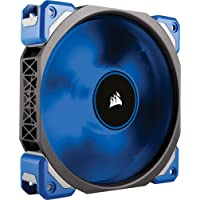 Corsair ML120 Pro LED, Blue, 120mm Premium Magnetic Levitation Cooling Fan, CO-9050043-WW