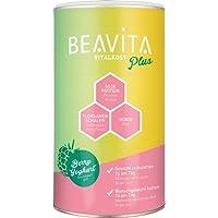 BEAVITA Vitalkost Plus Sostitutivo Pasto Proteico 572 gr | Bevanda Ipocalorica in Polvere Gusto Yogurt al Lampone | Shake Dimagranti per Frullato Proteico | 10 Frullati/Pasti | VEG Senza Lattosio