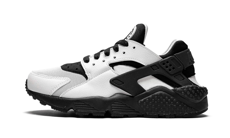 timeless design 5dd52 55ab6 Amazon.com | Nike WMNS Air Huarache Run (White/Black 12W ...