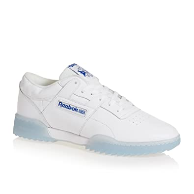 2efe4aa8104 Reebok Workout Clean Ripple Shoes  Amazon.co.uk  Shoes   Bags