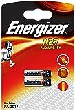 Energizer A27 High Voltage Battery 12V Blister de 2