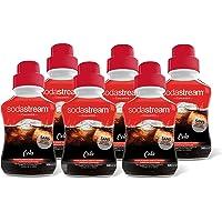Sodastream Cola smaakconcentraat - vrij van aspartam, conserveringsmiddelen en kunstmatige aroma's - 6 x 500 ml