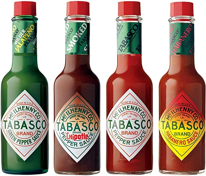 Kit de salsa Tabasco
