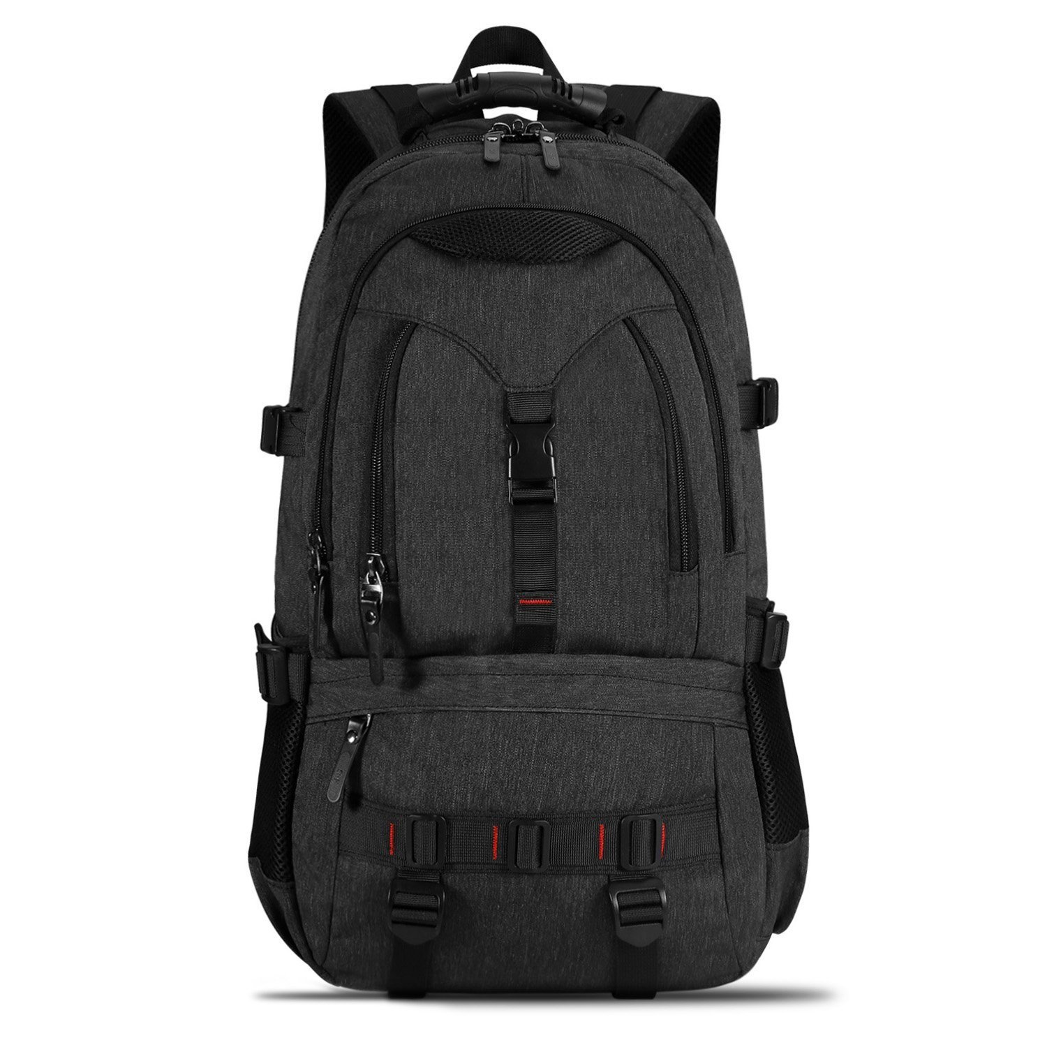 d2c4e4243c65 KAKA Water Resistant Laptop Backpack for 17-Inch Laptop Travel Work School  College Bag (