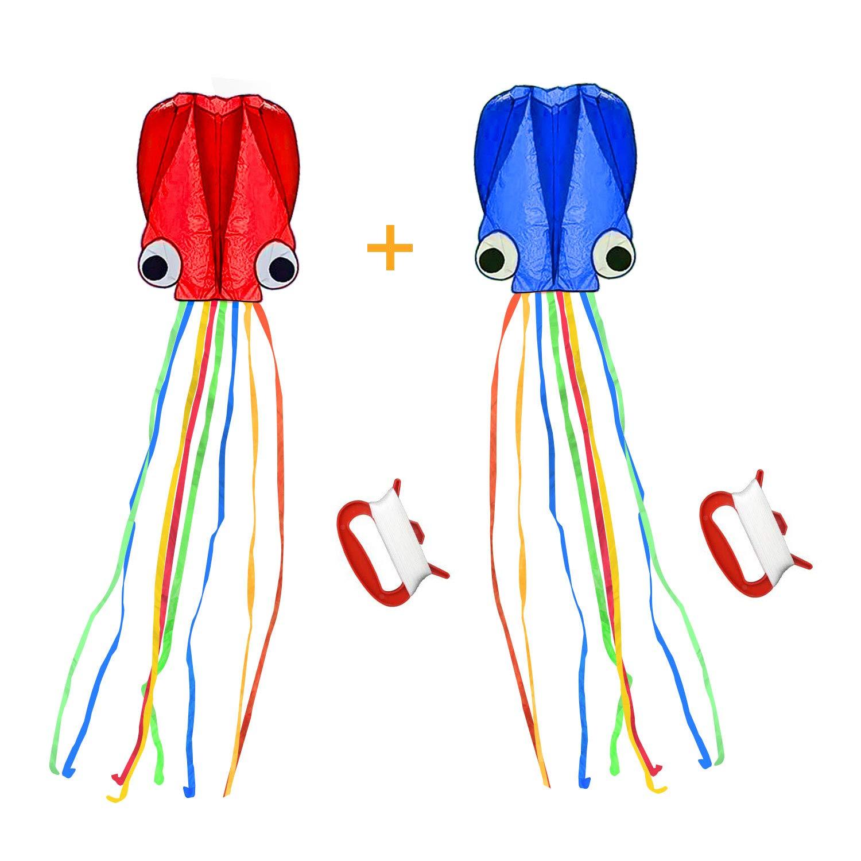 SINGARE Large Octopus Kite