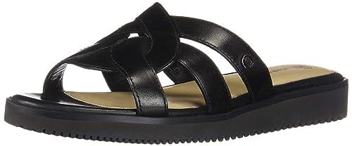d7b5066a8a0a Hush Puppies Women s Briard Braid Slide Fashion Sandals  Amazon.ca  Shoes    Handbags