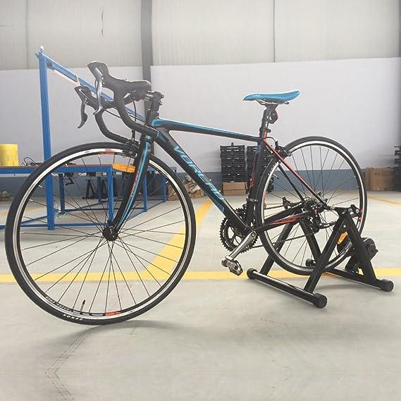 OUKANING Entrenador Entrenador de Bicicleta de Interior.Plegable ...