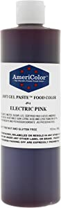 Americolor Food Color Electric Pink 13.5 Oz