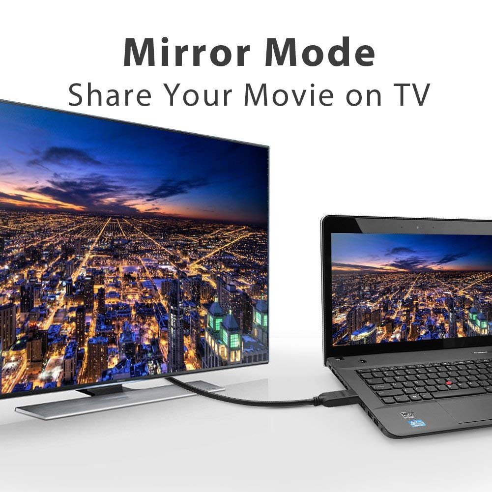 1m ASUS etc. KPA-Tech C/âble DisplayPort vers DVI 1080P est Un c/âble DisplayPort DP vers DVI-D m/âle vers m/âle pour Dell HP Lenovo