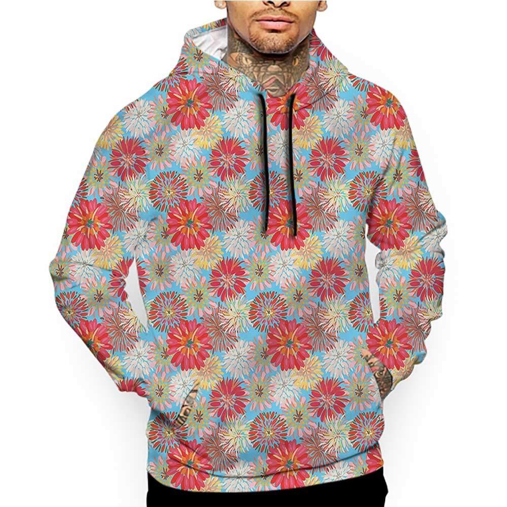 Unisex 3D Novelty Hoodies Cute,Teddy Bear in Frog Hat Hearts,Sweatshirts for Women Plus Size