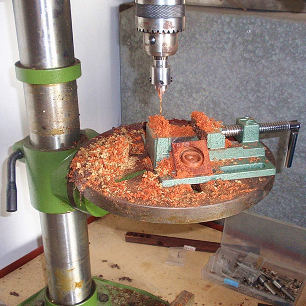 Tianbi Holz Dicker Ring Maker Multifunktions-Ringbohrer Schnallenschneider Bohrer Speed ??Stahl Bohrring Bohrer Holz DIY Werkzeuge f/ür Die Herstellung von Personalisierten Holzringen Und