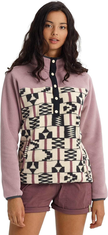Burton Anouk Anorak Fleece Womens