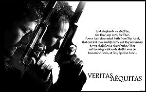 Boondock Saints Fridge Magnet Movie Poster The Truth Poster Canvas Print 2.5 x 3.5