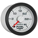 "Auto Meter 8560 Factory Match 2-1/16"" 0-30 PSI Fuel Pressure for Dodge"
