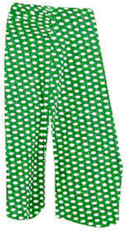 Elum Pantaloni da Donna a Gamba Larga Palazzo Capri Elastico in Vita Cropped Culottes Pantaloni