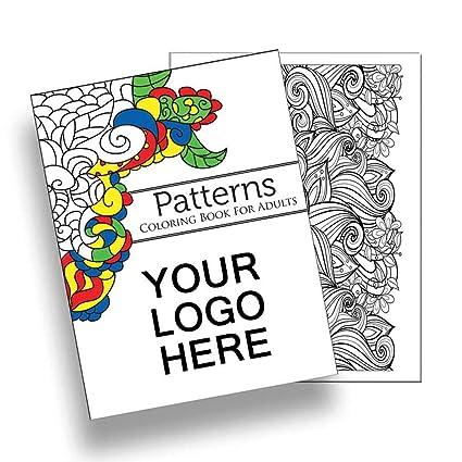 Amazon.com: Adult Coloring Books - 100 Quantity - Promotional ...