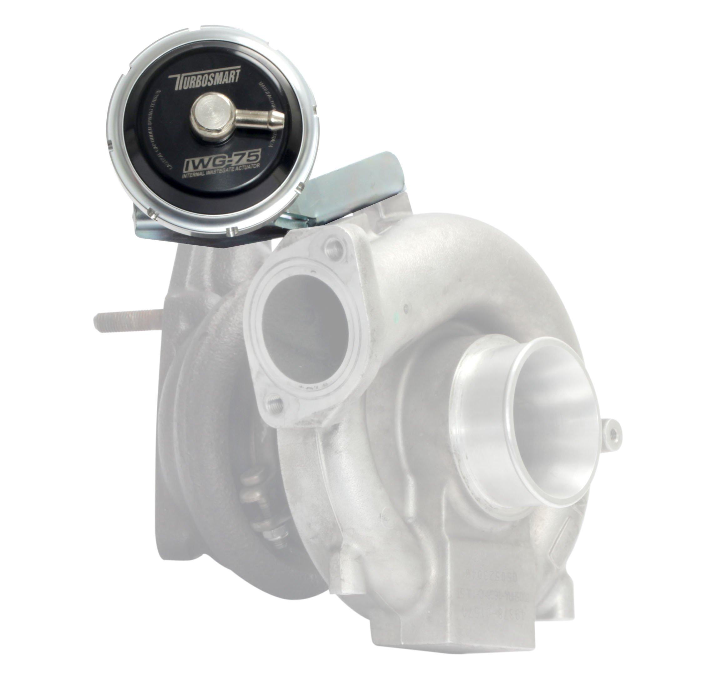 Turbosmart TS-0601-2222 Black 22 PSI Internal
