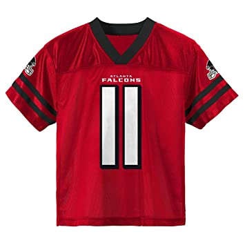 huge selection of cdf68 9bceb Outerstuff Julio Jones Atlanta Falcons #11 Red Youth Home Player Jersey