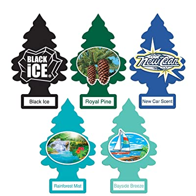 Little Trees Variety Pack (5 Count): Automotive