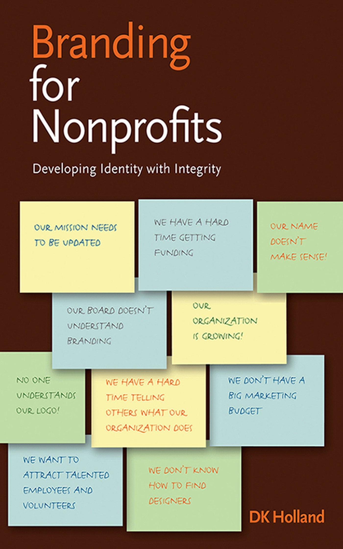 Branding Nonprofits DK Holland product image