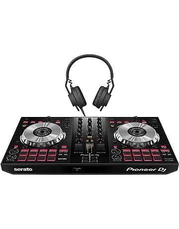 Pioneer DJ DDJ-SB3 DJ Controller + AIAIAI TMA-2 DJ Preset Headphones/