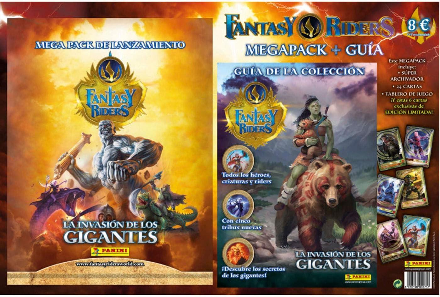 Megapack Lanzamiento Fantasy Riders Serie 2 (La Invasion De Los ...