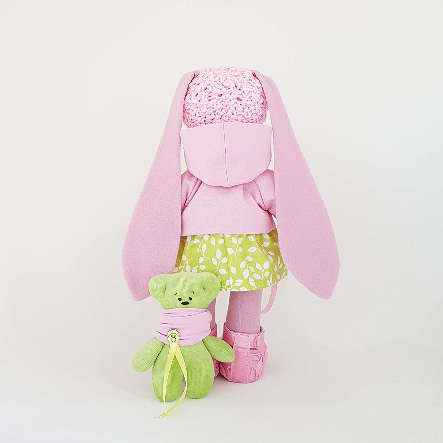 Extra set of clothes for girl doll 14.5 clothes fits for toys ZuzuHappyToys