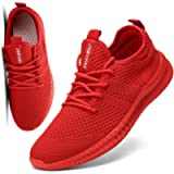 FUJEAK Men Walking Shoes Men Casual Breathable Running Shoes Sport Athletic Sneakers Gym Tennis Slip On Comfortable…