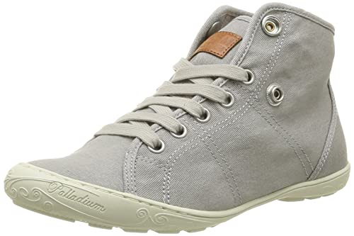 Gaetane Twl, Womens Lace-Up Palladium