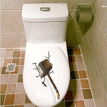 Aufkleber GOLD Krone f/ür Pressalit WC Toiletten Deckel