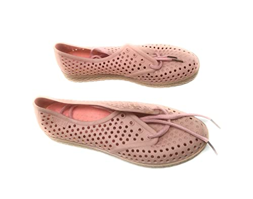 d873e2060b1f7 Di Grazia Girls/Women Breathable Fashion Shoes, Rainy Shoes, Lace Sneakers  (Pink, Pink-Fibre-Shoe-38): Buy Online at Low Prices in India - Amazon.in