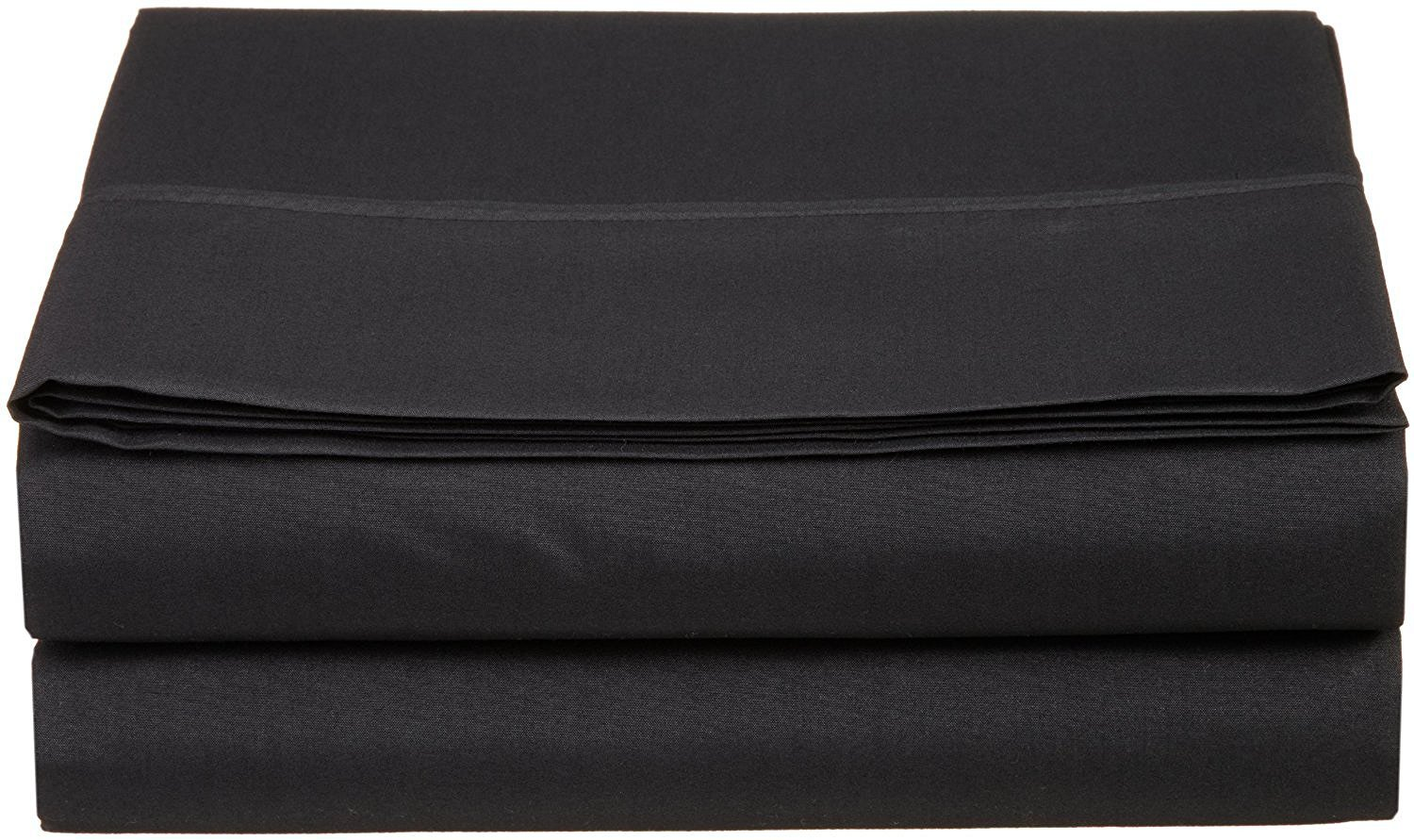 Luxury Fitted Sheet on Amazon! - HIGHEST QUALITY Elegant Comfort Wrinkle-Free 1500 Thread Count Egyptian Quality 1-Piece Fitted Sheet, Twin/Twin XL Size, Black
