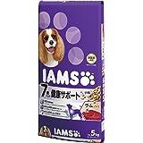 アイムス (IAMS) シニア犬用(7歳以上) 健康サポートラム&ライス 小粒 5kg [ドッグフード]