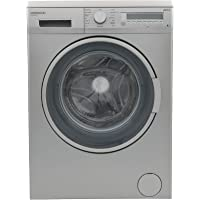 Kenwood 8Kg 1400 RPM Front Load Washing Mahcine, Made in Turkey, Silver - KWMWB8/1400LES