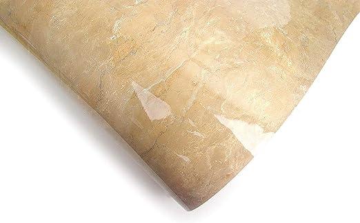 ROSEROSA Cherry Wood Self-adhesive Vinyl Covering Instant Counter top Wallpaper