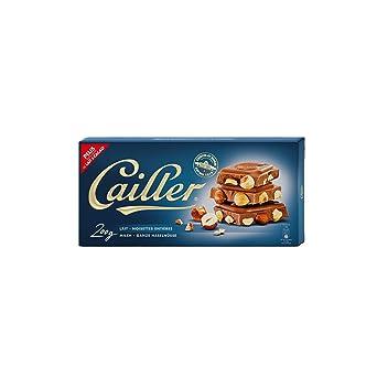 Cailler, Galleta fresca de oblea (12 raciones) - 13 de 200 gr. (Total 2600 gr.): Amazon.es: Alimentación y bebidas
