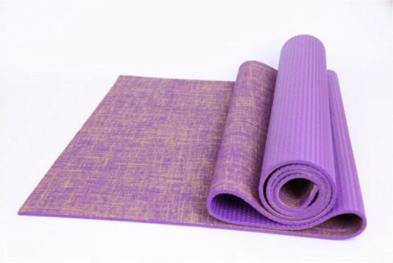ZHANGHAOBO Yoga Mat Flachle Verlängert Fitness Mat Mat Mat Fold,A1