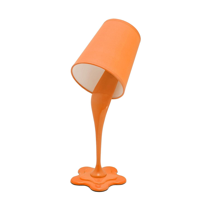 LumiSource LS-L-WOOPSY O Whoopsy Novelty Desk Lamp, Yellow/Orange - Orange Table  Lamp - Amazon.com