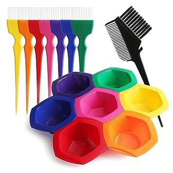 Amazon.com : DIY/Professional Tint Kit, Segbeuaty Hair Coloring ...