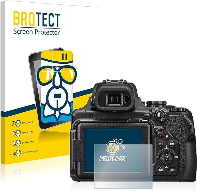 Brotect Panzerglas Schutzfolie Kompatibel Mit Nikon Elektronik